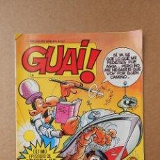 Fumetti: GUAI Nº 147 - REVISTA DE HUMOR - EDICIONES JUNIOR / TEBEOS S.A.. Lote 159093614