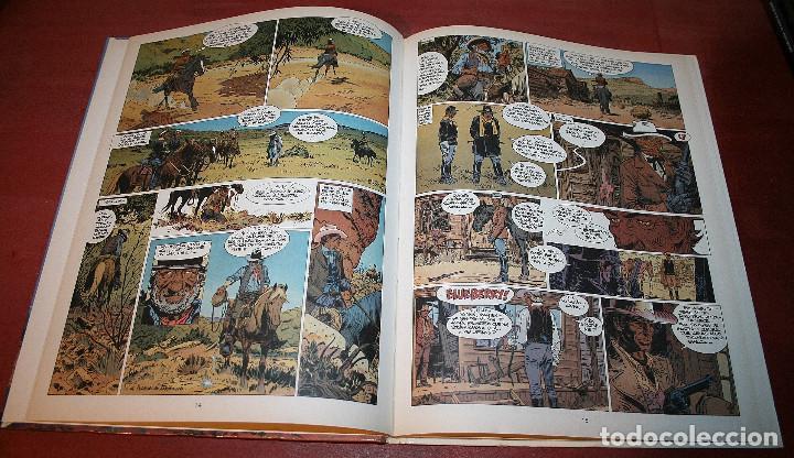 Cómics: EL FINAL DEL CAMINO - EL TENIENTE BLUEBERRY - CHARLIER/GIRAUD - GRIJALBO - 1991 - Foto 4 - 159436438