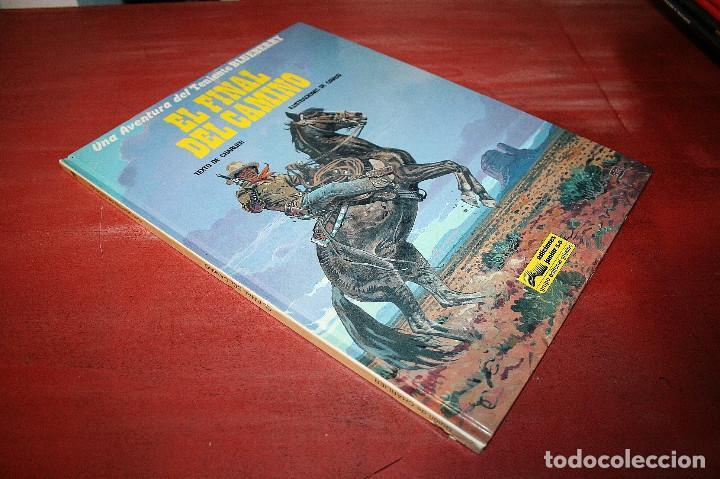 Cómics: EL FINAL DEL CAMINO - EL TENIENTE BLUEBERRY - CHARLIER/GIRAUD - GRIJALBO - 1991 - Foto 5 - 159436438