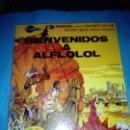Cómics: BIENVENIDOS A ALFLOLOL, VALERIAN 3, MEZIERES, CHRISTIN, GRIJALBO DARGAUD EDICIONES JUNIOR, 1978. Lote 159446806
