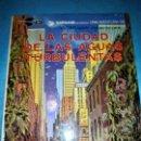 Cómics: VALERIAN AGENTE DEL ESPACIO TEMPORAL Nº 8 LA CIUDAD DE LAS AGUAS TURBULENTAS GRIJALBO/DARGAUD. Lote 159446874