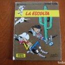 Cómics: LUCKY LULE - LA ESCOLTA. Lote 159472018