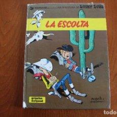 Comics: LUCKY LUKE - LA ESCOLTA (MIRAR DESCRIPCIÓN). Lote 159472018