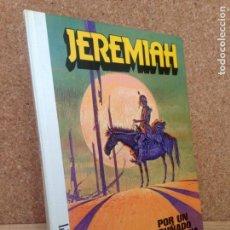Cómics: JEREMIAH Nº 2. POR UN PUÑADO DE ARENA - HERMANN - GRIJALBO - BUEN ESTADO - GCH. Lote 159500026