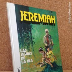 Cómics: JEREMIAH Nº 8 - LAS AGUAS DE LA IRA - HERMANN - GRIJALBO - BUEN ESTADO - GCH. Lote 165637296