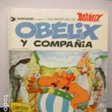 Cómics: ASTERIX - OBELIX Y COMPAÑIA - GOSCINNY & UDERZO . Lote 159605458