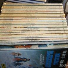 Cómics: LAS AVENTURAS DEL TENIENTE BLUEBERRY, LOTE 28 TOMOS GRIJALBO TAPA DURA. Lote 159867206