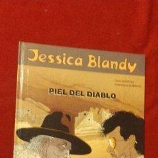 Fumetti: JESSICA BLANDY 5 - PIEL DEL DIABLO - DUFAUX & RENAUD - CARTONE. Lote 159926450