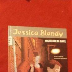 Fumetti: JESSICA BLANDY 4 - NOCHES COLOR BLUES - DUFAUX & RENAUD - CARTONE. Lote 159926578