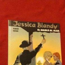 Fumetti: JESSICA BLANDY 3 - EL DIABLO AL ALBA - DUFAUX & RENAUD - CARTONE. Lote 159926822