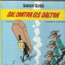 Cómics: LUCKY LUKE 55: SOL CONTRA ELS DALTONS, 1995, GRIJALBO, MUY BUEN ESTADO. COLECCIÓN A.T.. Lote 160090282