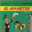 Cómics: LUCKY LUKE 26: EL MANETES, 1984, GRIJALBO. COLECCIÓN A.T.. Lote 160090666