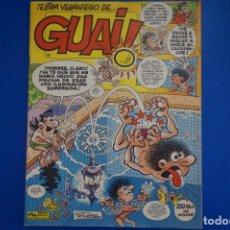 Comics : COMIC DE EXTRA VERANIEGO DE GUAI AÑO 1987 DE EDICIONES JUNIOR LOTE 15. Lote 160194958