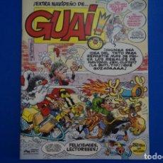 Comics : COMIC DE EXTRA NAVIDEÑO DE GUAI AÑO 1987 DE EDICIONES JUNIOR LOTE 15. Lote 160194978