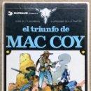Cómics: EL TRIUNFO DE MAC COY - DARGAUD - EDICIONES JUNIOR (GRIJALBO) - AÑO 1979. Lote 160232658
