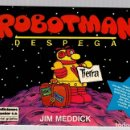 Cómics: ROBOTMAN DESPEGA. JIM MEDDICK. Nº 1. EDICIONES JUNIOR, 1987. Lote 160234976