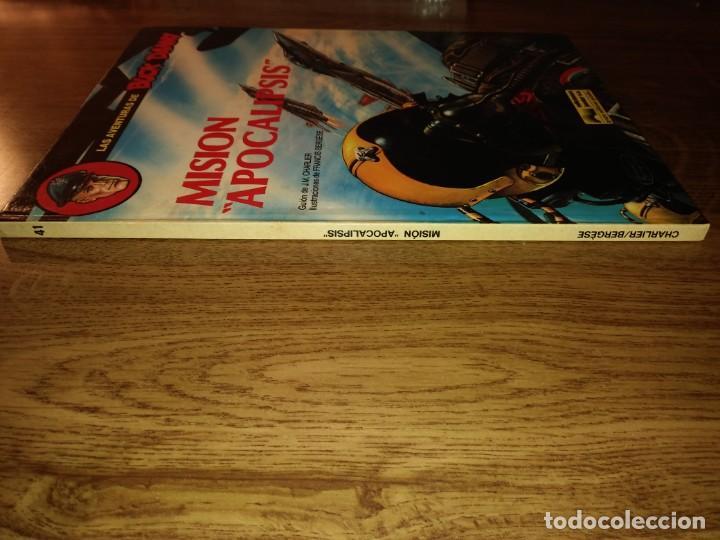 Cómics: LAS AVENTURAS DE BUCK DANNY. MISIÓN APOCALIPSIS. EDICIONES JUNIOR. GRIJALBO. - Foto 3 - 160337214