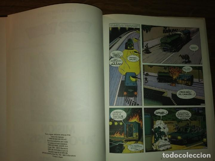 Cómics: LAS AVENTURAS DE BUCK DANNY. MISIÓN APOCALIPSIS. EDICIONES JUNIOR. GRIJALBO. - Foto 5 - 160337214