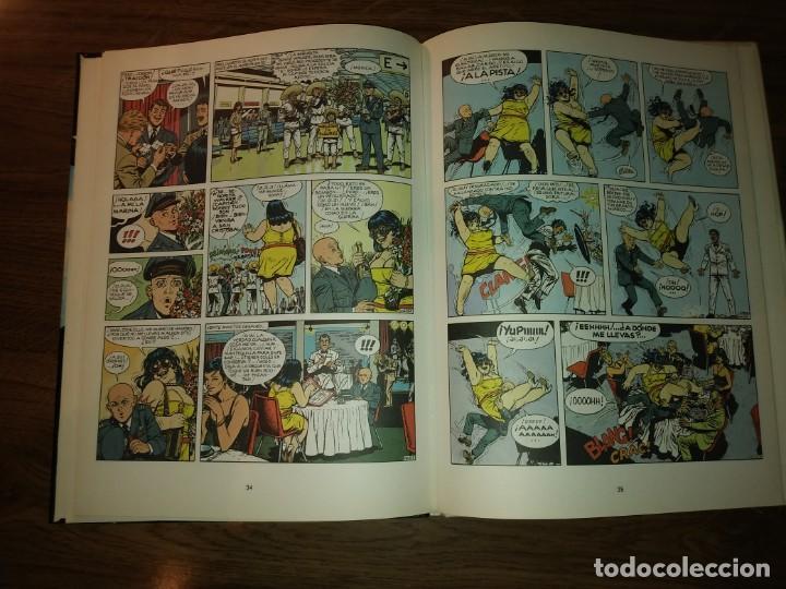 Cómics: LAS AVENTURAS DE BUCK DANNY. MISIÓN APOCALIPSIS. EDICIONES JUNIOR. GRIJALBO. - Foto 6 - 160337214