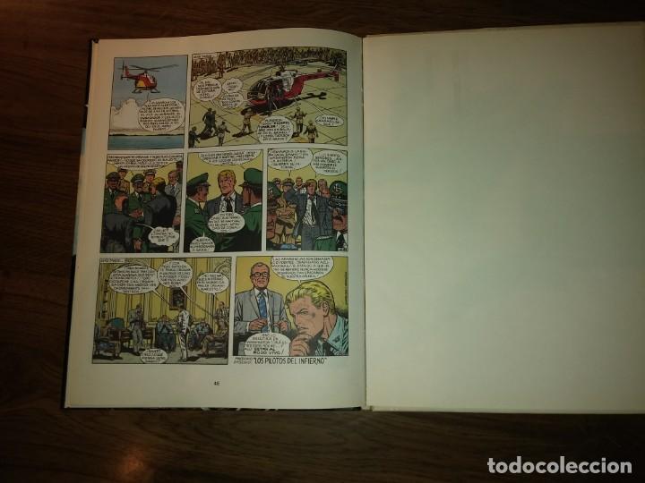 Cómics: LAS AVENTURAS DE BUCK DANNY. MISIÓN APOCALIPSIS. EDICIONES JUNIOR. GRIJALBO. - Foto 8 - 160337214