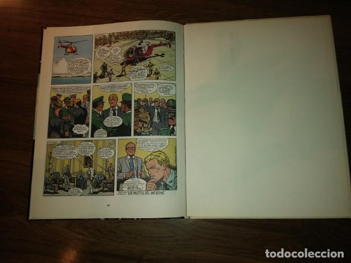 Cómics: LAS AVENTURAS DE BUCK DANNY. MISIÓN APOCALIPSIS. EDICIONES JUNIOR. GRIJALBO. - Foto 9 - 160337214