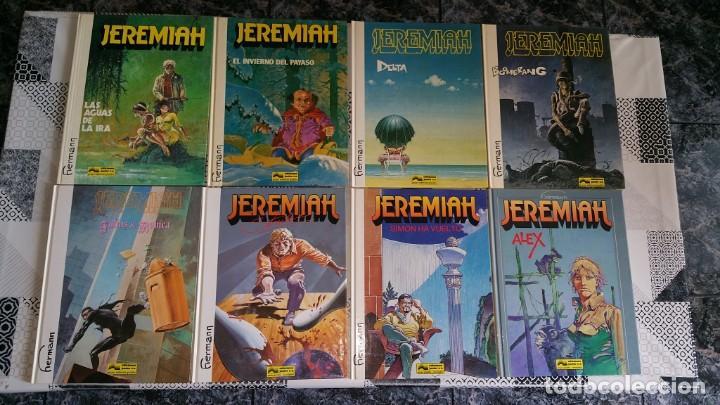 LOTE 15 COMICS JEREMIAH COLECCIÓN CASI COMPLETA A FALTA DE UNO (Tebeos y Comics - Grijalbo - Jeremiah)