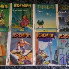 Cómics: LOTE 15 COMICS JEREMIAH COLECCIÓN CASI COMPLETA A FALTA DE UNO. Lote 160405174