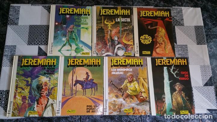 Cómics: Lote 15 comics JEREMIAH Colección casi completa a falta de uno - Foto 2 - 160405174