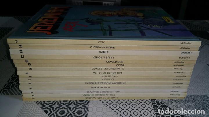 Cómics: Lote 15 comics JEREMIAH Colección casi completa a falta de uno - Foto 3 - 160405174