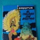 Cómics: PAPYRUS 3: EL COLOSO SIN ROSTRO, 1989, EDICIONES JUNIOR - BUEN ESTADO. Lote 160701806