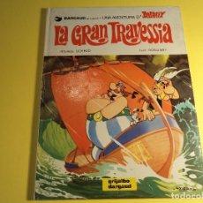 Cómics: ASTERIX. LA GRAN TRAVESIA. GRIJALBO / DARGAUD. (A-B). Lote 160708122