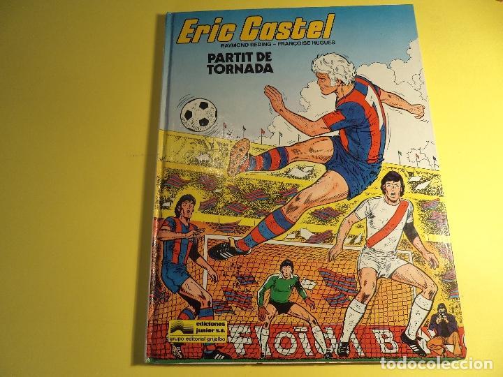 ERIC CASTEL. Nº 2. JUNIOR. EN CATALÀ. (A-B) (Tebeos y Comics - Grijalbo - Eric Castel)