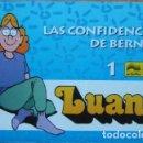 Cómics: LUANN. Nº 1 : LAS CONFIDENCIAS DE BERNICE.(DE GREG.). Lote 160714094