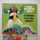 Cómics: COMIC MAZINGER Z, Nº 1: EL NACIMIENTO DE UN ROBOT MILAGROSO; GRIJALBO. Lote 160739098