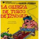Cómics: IZNOGUD Nº 6 - LA CABEZA DE TURCO DE IZNOGUD - GRIJALBO/DARGAUD 1979. Lote 160809682