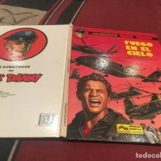 Cómics: LAS AVENTURAS DE BUCK DANNY Nº43 - FUEGO EN EL CIELO - 1989 - EDICIONES JUNIOR. Lote 161342818