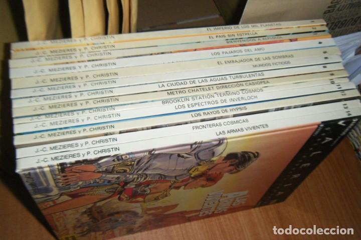VALERIAN AGENTE ESPACIO TEMPORAL, LOTE DE 13 TOMOS, TAPA DURA GRIJALBO JUNIOR (Tebeos y Comics - Grijalbo - Valerian)