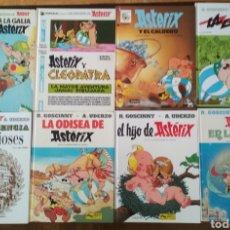 Cómics: 8 COMICS ASTERIX Y OBELIX. TAPA DURA.. Lote 162210981