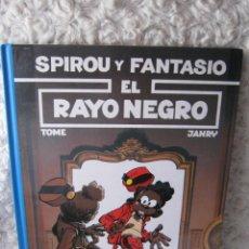 Cómics: SPIROU Y FANTASIO EL RAYO NEGRO - N. 32. Lote 162372902