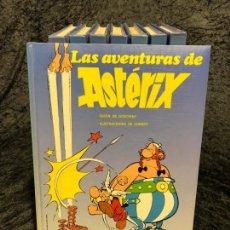 Cómics: LAS AVENTURAS DE ASTERIX COMPLETA EN 8 TOMOS IMPECABLE GRIJALBO. Lote 162479898