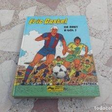 Cómics: ERIC CASTEL Nº 4, DE RET A GOL ,EN CATALAN,REDING-HUGUES, EDICIONES JUNIOR,1982. Lote 162689814
