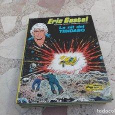 Cómics: ERIC CASTEL Nº 7, LA NIT DEL TIBIDABO,EN CATALAN,REDING-HUGUES, EDICIONES JUNIOR,1984. Lote 162690214