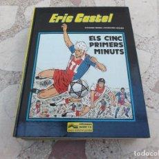 Cómics: ERIC CASTEL Nº 9, ELS CINC PRIMERS MINUTS,EN CATALAN,REDING-HUGUES, EDICIONES JUNIOR,1985. Lote 162690694