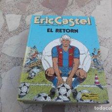 Cómics: ERIC CASTEL Nº 10, EL RETORN,EN CATALAN,REDING-HUGUES, EDICIONES JUNIOR,1986. Lote 162690902