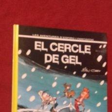 Cómics: SPIRU I FANTASTIC 42 - EL CERCLE DE GEL - NIC & CAUVIN - CARTONE - EN CATALAN. Lote 163568506