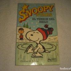 Cómics: SNOOPY STARS Nº 3. EL TERROR DEL HIELO.. Lote 163708682