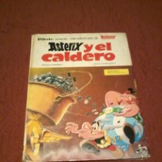 Cómics: ASTERIX Y EL CALDERO PILOTE 1969 1ª ED. TAPA DURA. Lote 163752954