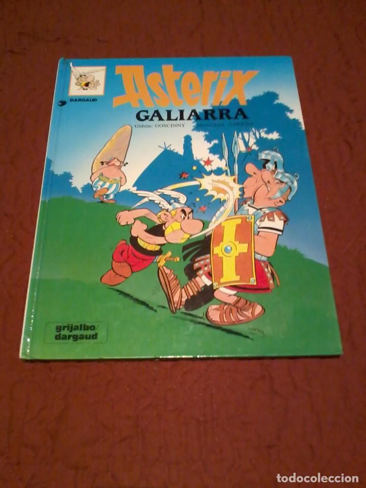 ASTERIX GALIARRA 1991 TAPA DURA (Tebeos y Comics - Grijalbo - Asterix)