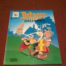 Cómics: ASTERIX GALIARRA 1991 TAPA DURA. Lote 163753630