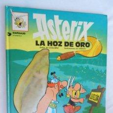 Cómics: ASTERIX , LA HOZ DE ORO , GRIJALBO , TAPA DURA . Lote 163994962
